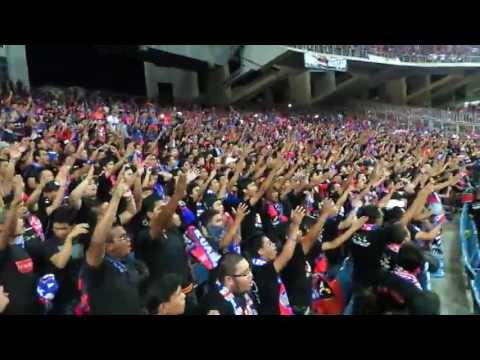 Pahang vs Johor DT (B.O.S) FA Cup - Semi Final at SBJ Part 1