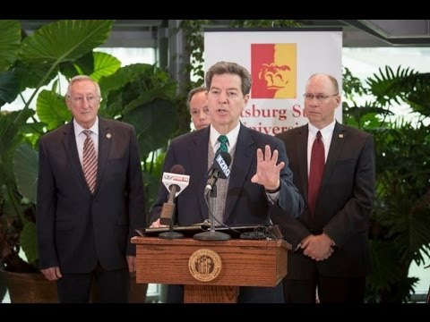 Governor announces $1 million investment - Pittsburg State University
