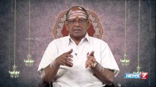 "Andrada Aanmigam 23-03-2016 ""Use leisure time for activities that improve our mind"" – NEWS 7 TAMIL Show"