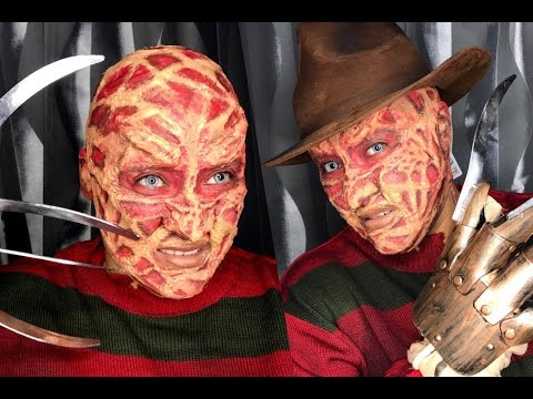 Freddy Krueger Halloween Makeup Tutorial / by Chaya Mua