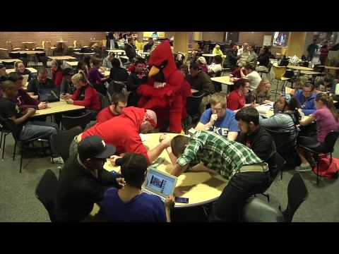 Harlem Shake Saginaw Valley State University (SVSU)