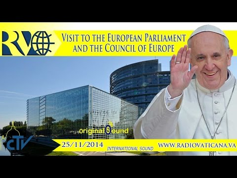 Visit to the European Parliament and the Council of Europe - 2014.11.25