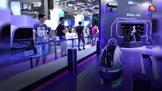 ये रोबोट होटलों में परोसेंगे खाना, साफ करेंगे रूम - AAJTAKTV