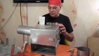 ПЕЧКА. Газовое отопление своими руками
