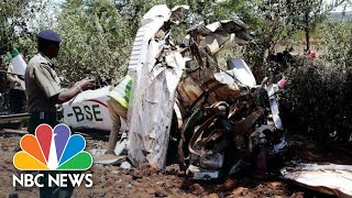 U.S. Tourists Killed In Kenya Plane Crash | NBC News - NBCNEWS