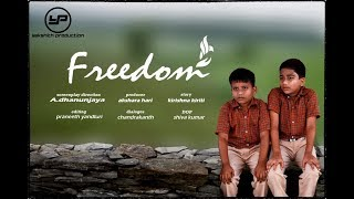 FREEDOM SHORT FILM | 11FREEDOM TELUGU SHORT | FILM BY DHANUNJAYA - YOUTUBE