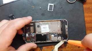 iphone 4s ремонт WI FI