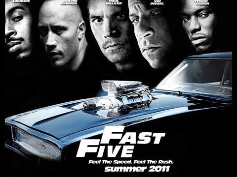Fast Five Trailer -bf4oDjHUmkY