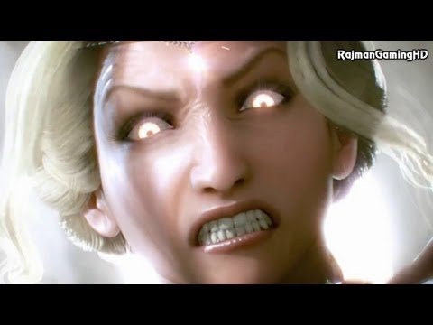 Tekken Tag Tournament 2 - 'Opening Cinematic Trailer' TRUE-HD QUALITY
