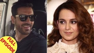 John Abraham Gets Close & Personal With Zoom | Kangana Picks Her Wedding Outfit & More - ZOOMDEKHO
