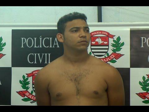 TV Costa Norte - Polícia captura acusado por estupro e roubo a consultótio dentário