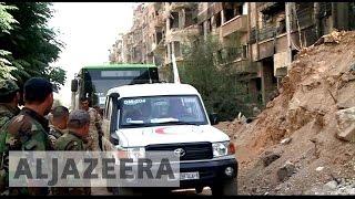 Syria: UN voices concern over Daraya evacuation deal - ALJAZEERAENGLISH