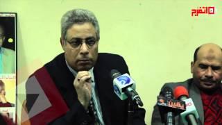 حفل تأبين عصام إسماعيل فهمي في نقابة الصحفيين