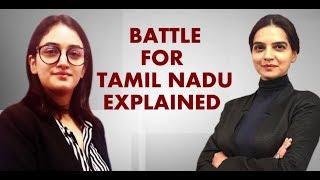Battle For Tamil Nadu: DMK Vs AIADMK 5 Seats For Lok Sabha Constituency - NEWSXLIVE