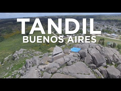Turismo, Tandil, Buenos Aires, Argentina (HD)
