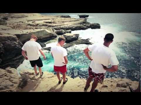 MALTA CLIFF DIVING 2012