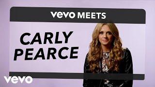 Carly Pearce - Vevo Meets: Carly Pearce - VEVO