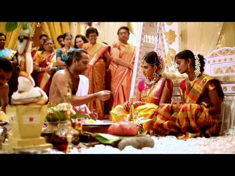 Malaysian Indian wedding ceremony of Khirran Kumar & Vicknisha