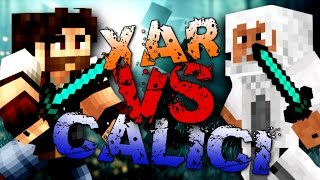 Thumbnail van XAR VS CALICI! - Minecraft: The Kingdom Calici (Livestream)