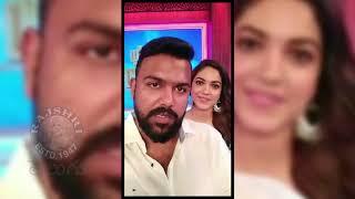 Pellichupulu Fame Rithuvarma And Director Tarun Bhaskar From Memusaitham Season2 Sets - RAJSHRITELUGU
