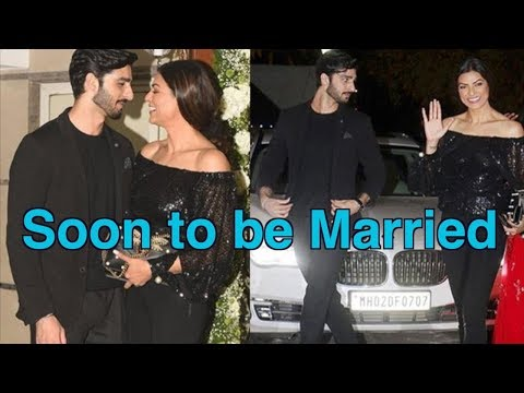 Sushmita Sen to get MARRIED to boyfriend Rohman Shawl? | Bollywood News & Gossips