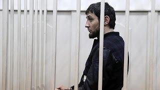 """اعتراف أحد المشتبه بهم في اغتيال المعارض الروسي """"نيمتسوف"""""""