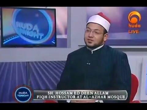 Hossam Ed-Deen Allam o Koranie w programie telewizyjnym