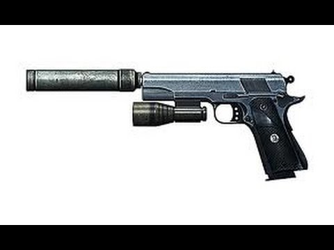 M1911 S-TAC REVIEW! (BF3 End Game Gameplay/Commentary)