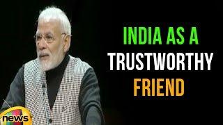 Modi Says All The Nations Consider India As A Trustworthy Friend | Mango News - MANGONEWS