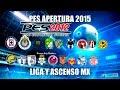 DESCARGAR PES 12 (ANDROID) FULL MOD 2014 (COPA MX, ASCENSO MX, Y LIGA MX 2014 Y COPA LIBERTADORES)