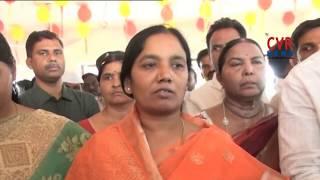 Minister Paritala Sunitha Launched Anna Canteen in Anantapur | CVR NEWS - CVRNEWSOFFICIAL