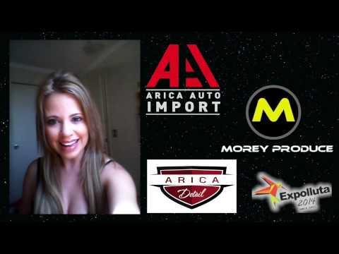 Aynara Eder en Expolluta