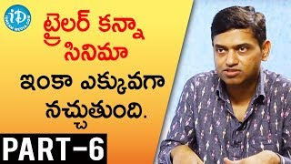 Actor Priyadarshi & Director Raj Rachakonda Interview Part #6 || Talking Movies With iDream - IDREAMMOVIES