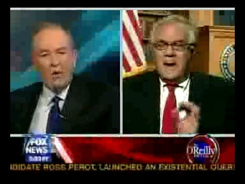 Bill O Reilly vs Barney Frank