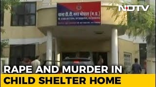 """""""Raped, Bled To Death"""": After Bihar, Horror At Bhopal Shelter Home - NDTV"""