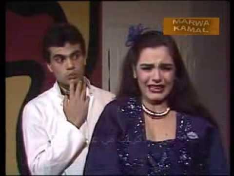 ▶ شريهان وعمرو دياب   فوازير الف ليلة وليلة عروس البحور   الحل  الدكتور النفسى )   YouTube