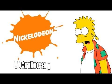 Critica a nickelodeon   Por noobtube  