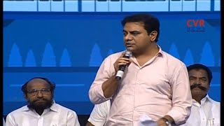 Minister KTR Speech At  Mana Nagaram Program at LB Nagar | Hyderabad - CVRNEWSOFFICIAL
