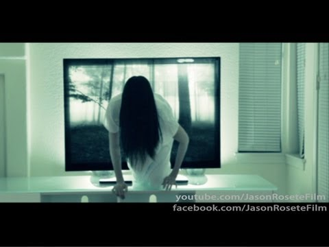 SCARY PRANK (THE RING GRUDGE FUNNY GHOST)