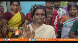 Man Commits Self-Immolation Attempt Over TRS Leaders Land Kabza In Warangal Urban   iNews - INEWS