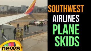 Southwest Airlines Plane Skids off, Emergency On Taxiway at BWI Airport in Maryland   Mango News - MANGONEWS