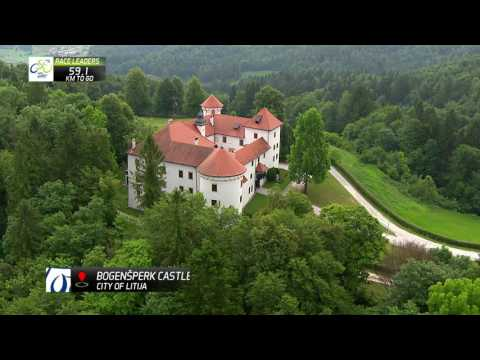 Tour of Slovenia 2017 - 2. Stage Highlights