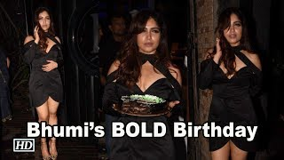 Bhumi Pednekar turns BOLD on her Birthday - IANSLIVE