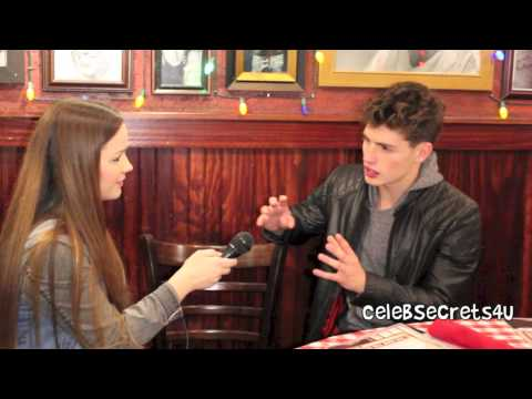 Gregg Sulkin Talks New MTV Show
