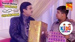 Goli Fights With Jethalal | Tapu Sena Special | Taarak Mehta Ka Ooltah Chashmah - SABTV