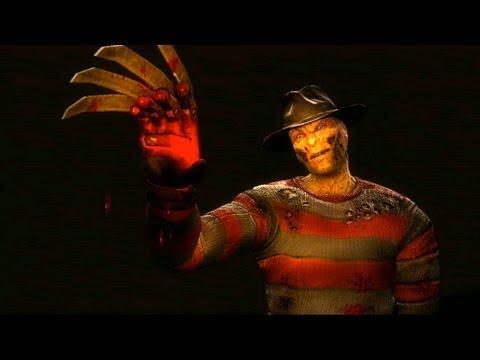 Mortal Kombat 9 - Freddy Krueger Fatalities (New DLC!)