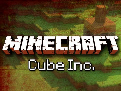 Minecraft Cube Inc Part 1 Custom Map Adventure