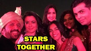 Arpita Khan's wedding gets Bollywood stars together! - EXCLUSIVE