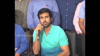 Ram Charan attends KFC - CCT initiative - idlebrain.com - IDLEBRAINLIVE