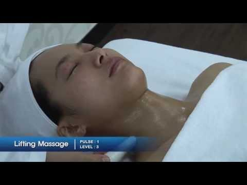 Wellspa Facial Treatment Demo